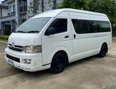 Toyota commuter campervan