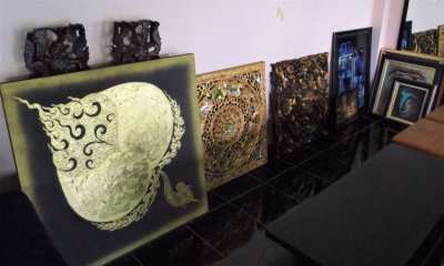 Artwork Selection - Various Pieces - All Oil on Canvas