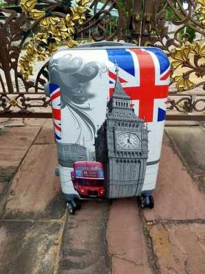 3 Travel Suitcases