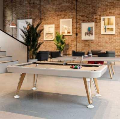 RS Barcelona Diagonal Pool Table 7ft