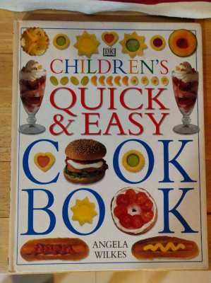 3 Cookbooks – 2 for Kids 1 for Dads