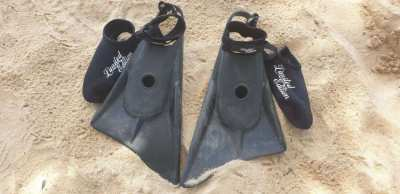 FINS SPECIAL BODYBOARD BRAND LIMITED EDITION