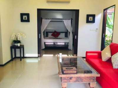 One bedroom pool villa at Two villas Oriental near Laguna  Phuket