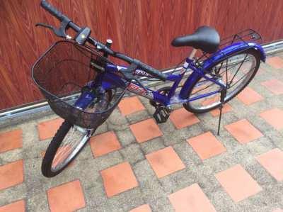 Sale a bike.in 24 inch.