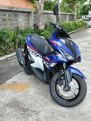 Yamaha Aerox 155cc  3/2021