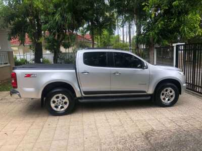 Chevrolet Colorado Pickup 2.8l 4WD AT Double cab (2013)