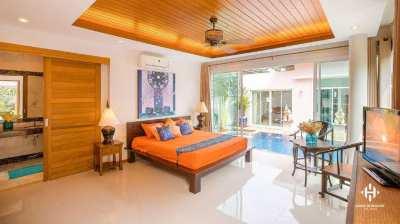 Spacious 3 Bedroom Villa in Rawai