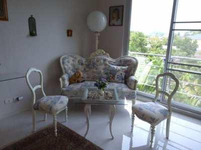 Antique Biedermeier sofa and 3 chairs