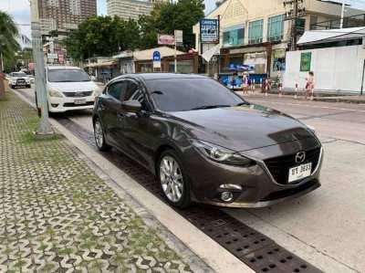 Perfect Mazda 3 2.0 2015