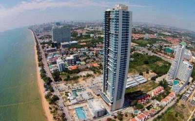 High Floor -Sea View Condo for sale in Jomtien