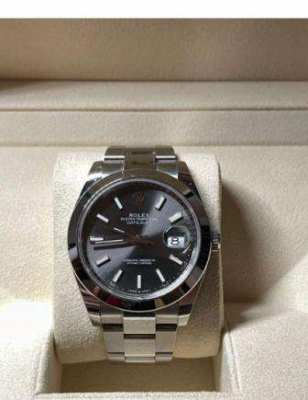 Rolex Oyster Perpetual Datejust 41mm, Ref. 126300, Year 2020