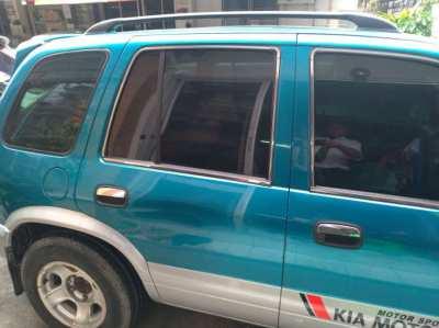 KIA Sportage. 2Litre  4x4. Rare condition.