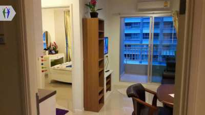 Condo Next to Jomtien Beach Pattaya for Rent with Nice View.