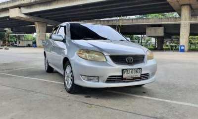 Toyota Vios 1.5 J auto 2005