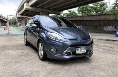 Ford Fiesta 1.5 s auto 2012