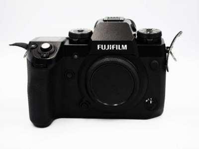 Fuji Fujifilm X-H1 4K Weather Resistant Wi-Fi Bluetooth Digital Camera