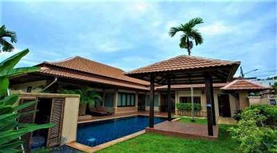 For sale villa in Bophut Koh Samui