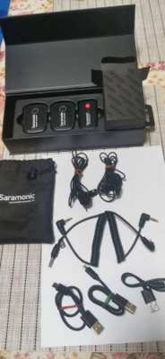 Saramonic blink 500 br microphones