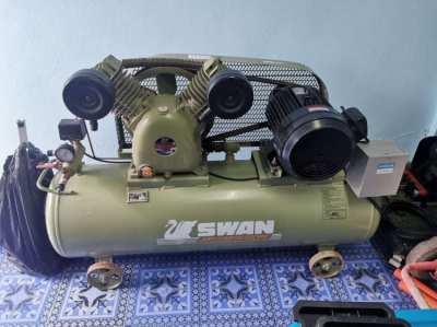 Swan 155L Air Compressor