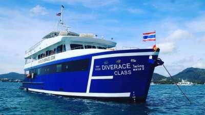 Custom Built 34.5m Steel Hull Scuba Diving Liveaboard for sale