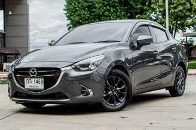 Mazda 2 Sedan 1.3 Skyactiv High Plus เบนซิน ไม่มีชน ส่งฟรีทั่วไทย