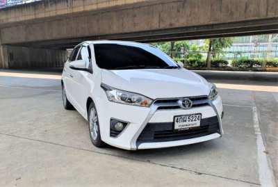 Toyota Yaris 1.2 G auto 2015