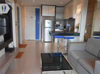 Condo 38 sqm for Rent South Pattaya 6,500 per month.
