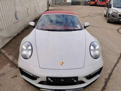 Porsche 911Targa 4S 2021