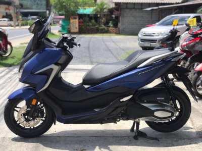 New Forza 350cc