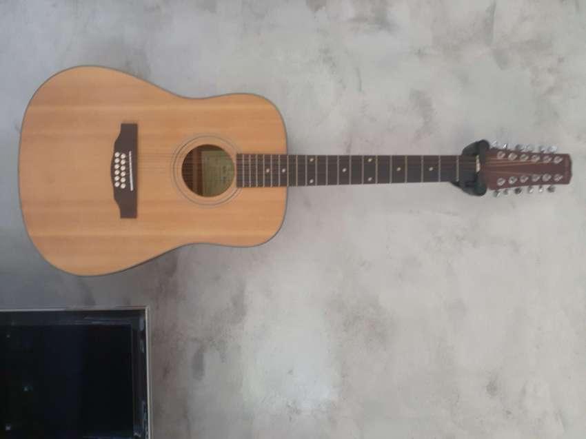 Kirkland / Billy Ray 12 String Guitar, Excellent Jumbo Sound, mint