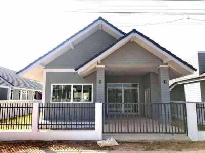 House for sale near Mae Jo University, Chiang Mai - Phrao Road (Mae Jo