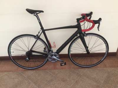 Fuji Carbon Dura-Ace Bicycle for a Tall Rider (approx  height 175-185)