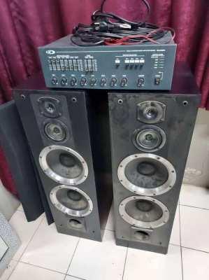 Amplifier Pioneer S-HF10