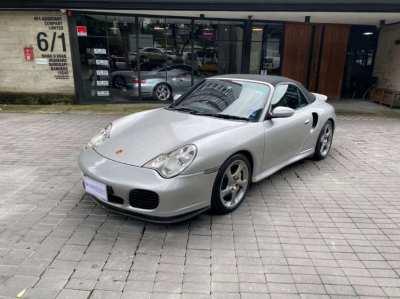 PORSCHE 911 TURBO S CABRIOLET (996)
