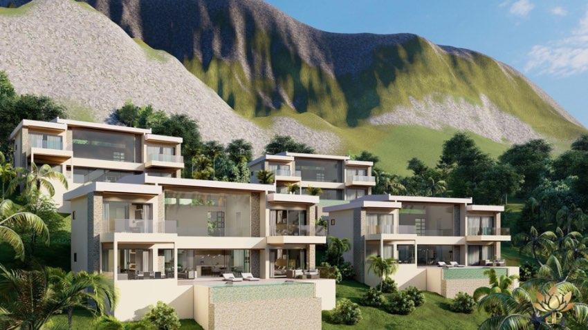 LAMAI . NEW 4 BEDROOM VILLA PROJECT