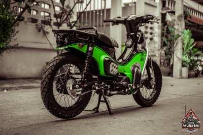 Honda Super Cub 110cc.