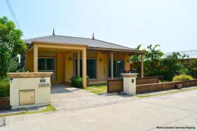 Attractive 3 bedroom house in Casa Seaside on Mae Ramphueng beach!