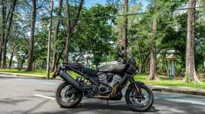 Harley Pan America 2021