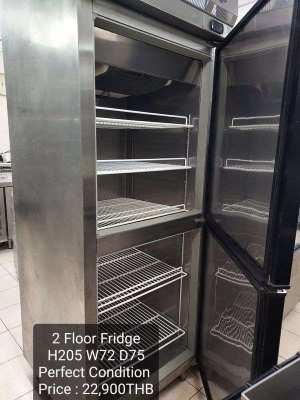Two Floor Fridge