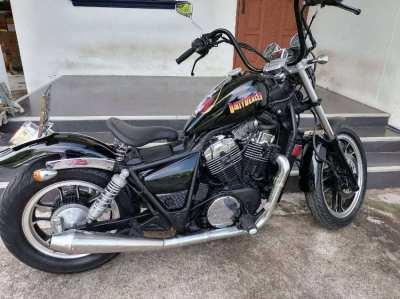 Superb Honda 750 Bobber