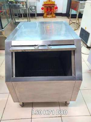 Stainless Steel Ice Box