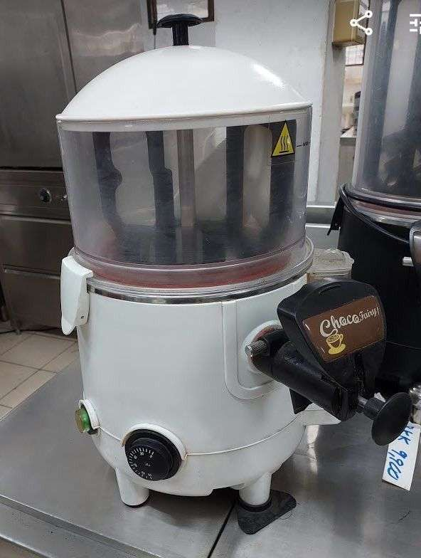Heat Syrup Mixer
