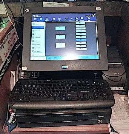 ระบบ Senor POS - Senor POS system