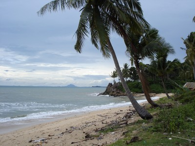 5 Rai 100m Beach Front Land