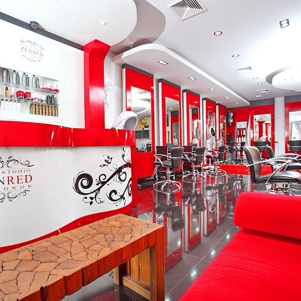 Best Hair Salon in Bangkok for Tourists, Westerners etc.