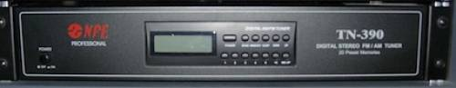 FM/AM Digital Tuner For Sale