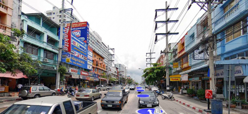 Buy Commercial Building/Townhouse - Sukhumvit Pattaya