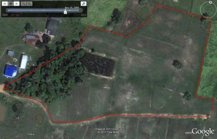9 Rai 150 Twah Land Plot, Huay Yai Area