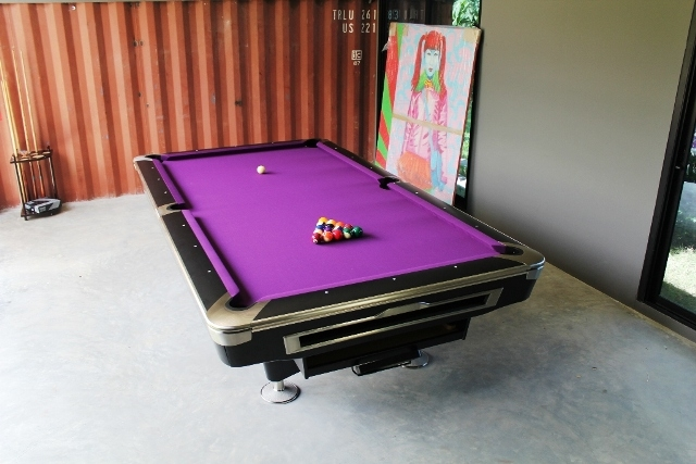 Superior Quality Pool Table