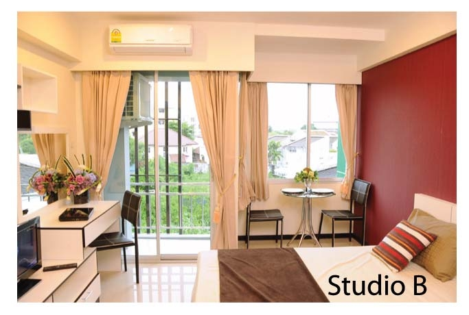 K-House Sukhumvit 71 Apartment For Rent Near BTS